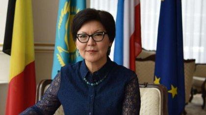 Президент освободил от должности главу представительства Казахстана в Евросоюзе и НАТО