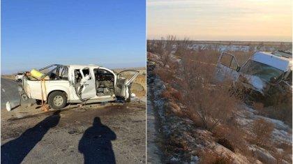 Нефтяники погибли и госпитализированы в Кызылординской области
