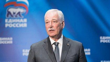 Борис Грызлов поздравил Nur Otan с уверенной победой на выборах