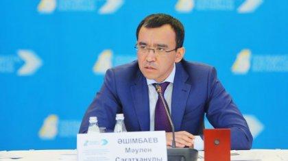 Спикер Сената рассказал о принудительной вакцинации в Казахстане