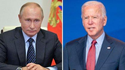 «Разговор был крайне грубым». Белый дом описал разговор Байдена и Путина