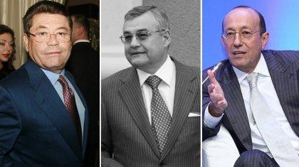 Распад «евразийской тройки». Что будет с ERG после кончины Ибрагимова?