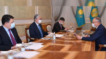 Президенту рассказали о завершении строительства завода по производству тепловыделяющих сборок