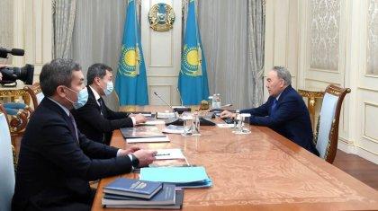 Нурсултан Назарбаев – Акану Сатаеву: На вас возложена большая ответственность