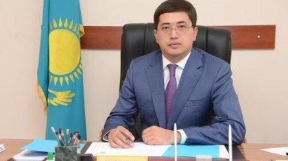 Бывший вице-министр назначен новым акимом Тараза