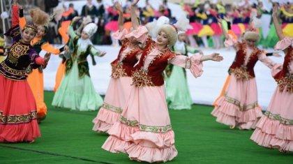 На празднование Наурыза в Шымкенте потратили 565 млн тенге
