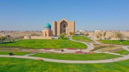 Туркестан официально признан столицей тюркского мира