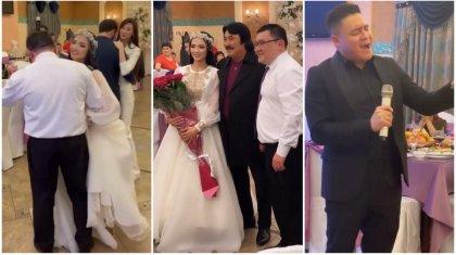 «Зашел на две минуты»: Марат Омаров объяснил свое присутствие на тое дочери в Шымкенте