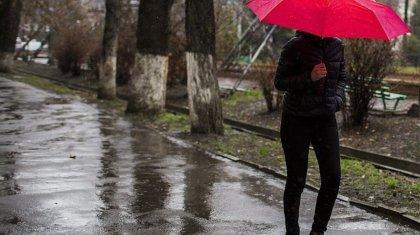 Похолодание и дожди прогнозируют синоптики в Казахстане
