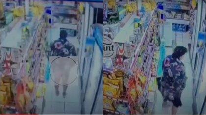 Жительница Алматинской области украла из магазина пиво, спрятав в нижнем белье