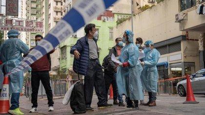 Более заразную мутацию коронавируса выявили в Гонконге