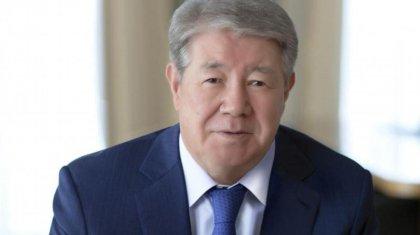 АхметжанЕсимов назначен внештатным помощником Нурсултана Назарбаева