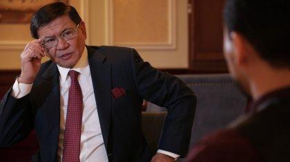 Ермухамет Ертысбаев: Я бы не советовал Байбеку судиться с Мамаем, ведь он уже победил