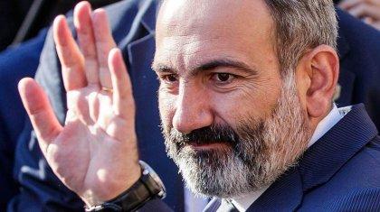 Премьер Армении НиколПашинян подал в отставку
