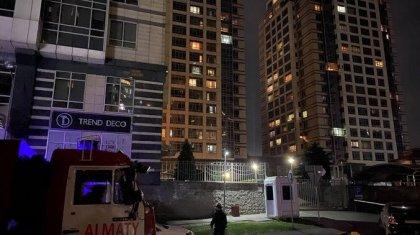 «У него была контузия» - жильцы ЖК «Бухар Жырау» в Алматы о погибшем стрелке