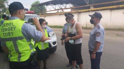 Конфликт на дороге в Алматы: водитель выстрелил в пассажира другого авто