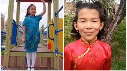 Изучающие китайский язык казахстанские дети приобщились к культуре Поднебесной