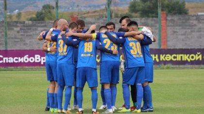 Футболистов обокрали в Алматы