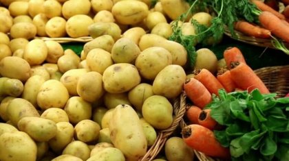 «Дожились». Картофель в Казахстане дороже, чем в США, заявила алматинка