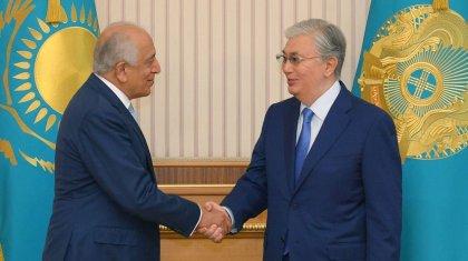 Касым-Жомарт Токаев: США являются надежным партнером Казахстана