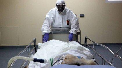 10 казахстанцев скончались от COVID-19 и пневмонии за сутки