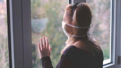 Наказывать будут больных COVID-19 казахстанцев за нарушение режима домашнего карантина