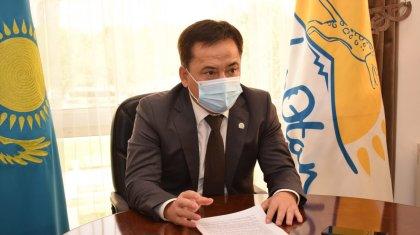 Nur Otan представил нового депутата Мажилиса