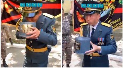 «Традиция советской армии»: выпивку выпускников-военных объяснили в Минобороны