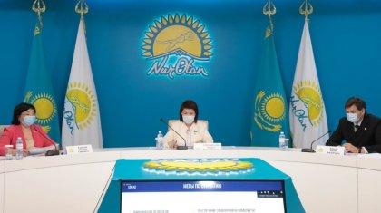200 школ должны построить до конца года в рамках предвыборных обещаний Nur Otan