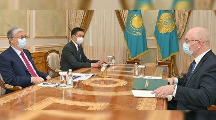 Президент поставил ряд задач перед главой Высшего судебного совета