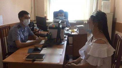 Полмиллиона тенге вымогала массажистка у парня в Туркестане