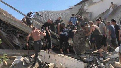 Увеличилось число жертв обрушения здания в колонии Актау