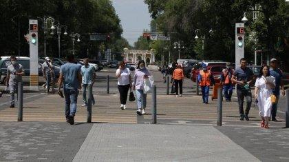 Жандарбек Бекшин предупредил алматинцев о пике четвертой волны пандемии COVID-19
