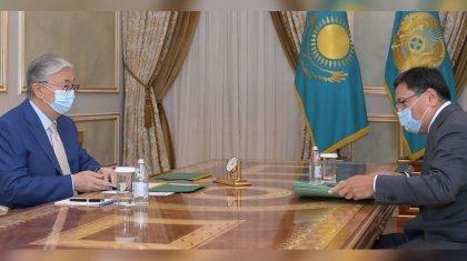 Президенту рассказали об основных причинах ускорения инфляции в Казахстане