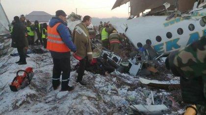 Крушение самолета Bek Air: семье погибшего пилота выделят деньги из республиканского бюджета