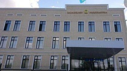 Общие вход, столовая, парковка и курилка: судьи и прокуроры Сатпаева будут работать в одном здании
