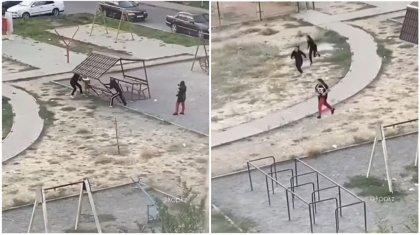«Ошибка природы»: казахстанцев возмутило видео с девушками-вандалами