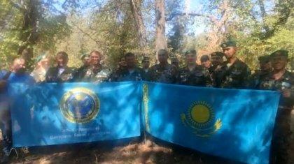 Алматинские ветераны боевых действий обратились к Президенту