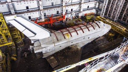 Россия решила вывезти из Казахстана космический корабль «Буран»