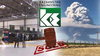 Связаны ли взрывы в Арысе, Байзаке с распродажей оборонных заводов от «Казахстан Инжиниринга»?