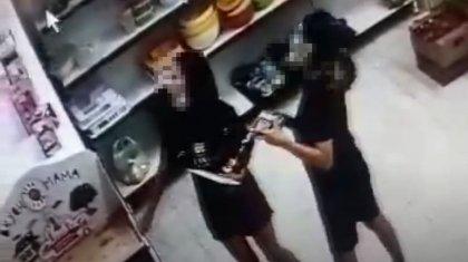 Студентки воровали продукты в магазинах в Нур-Султане