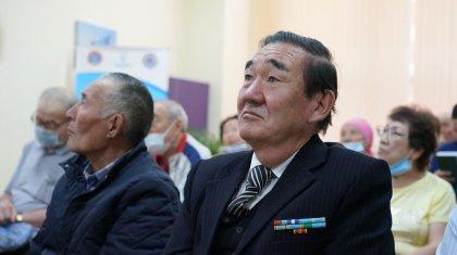 Ветераны и библиотекари столицы обсудили и поддержали Послание Президента народу