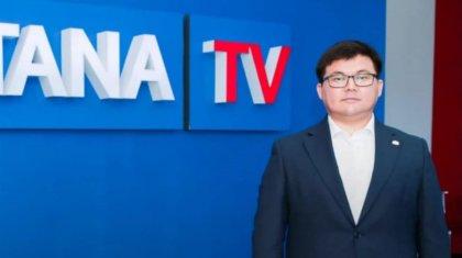 Азизхан Абельдинов стал новым генеральным директором телеканала «АSTANA»