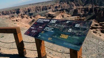 Обновленный Чарынский каньон: как преобразилась одна из главных достопримечательностей Казахстана