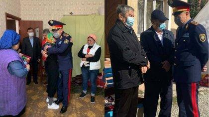 Стрельба в Алматы: семьям погибших полицейских выделят жилье