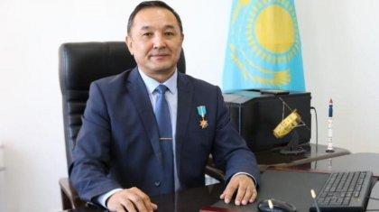 Казахстанский космонавт Айдын Аимбетов возглавил нацкомпанию