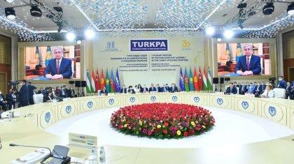 Президент Казахстана отметил роль ТюркПА в укреплении единства братских стран
