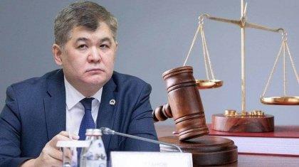 В АФМ пояснили, почему не комментируют дело бывшего министра Елжана Биртанова