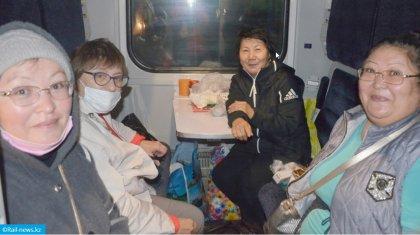 Женские вагоны от КТЖ: первые пассажирки поделились впечатлениями