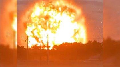 «Аж земля тряслась». Новые взрывы напугали жителей Жамбылской области